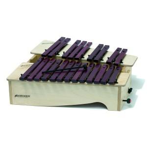 Sada xylofónov, altový diatonický + chromatický