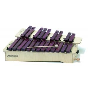 Xylofón, sopránový chromatický