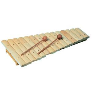 Xylofón, 15 kláves