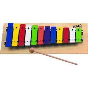 Metalofón, 12 kláves